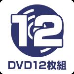 DVD12枚組